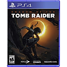 PS4 Game Shadow of the Tomb Raider