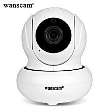 WANSCAM HW0021 - 3 1080P 2.0MP WiFi IP Camera Wireless Indoor Security Surveillance CCTV Night Vision / P2P / Motion Detection  WHITE US