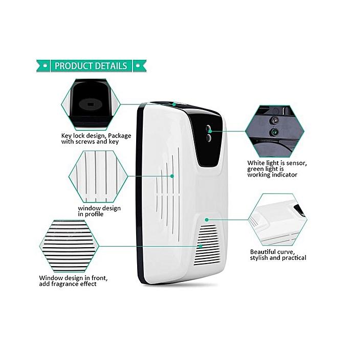 Generic Fan Type Automatic Light Sensor Air Freshener