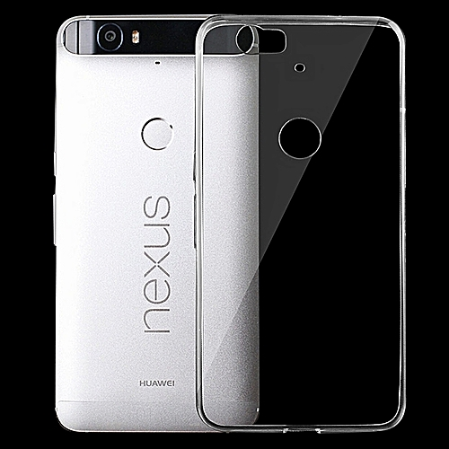 huge discount 1b22e 9dafc For Google Nexus 6p 0.75mm Ultra-thin Transparent Tpu Protective  Case(transparent)