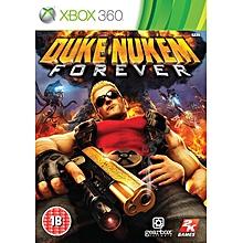 XBOX 360 Game Duke Nukem Forever