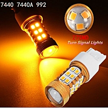 162088540977Amber Yellow 7440 7440A For Car Turn Signal Lights 27-SMD- Http://www.ebay.com/itm/2pcs-Amber-Yellow-7440-7440A-992-LED-Bulb-For-Car-Turn-Signal-Lights-27-SMD-3528-/162088540977?hash=item25bd3adb31:g:JnwAAOSwR5dXTbFh
