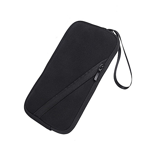 Soft Carrying Pouch Sleeve Storage Case For Texas Instruments TI-84 83 89  Plus TI-Nspire CX/CX CAS Graphing Calculator Handbag(Black)