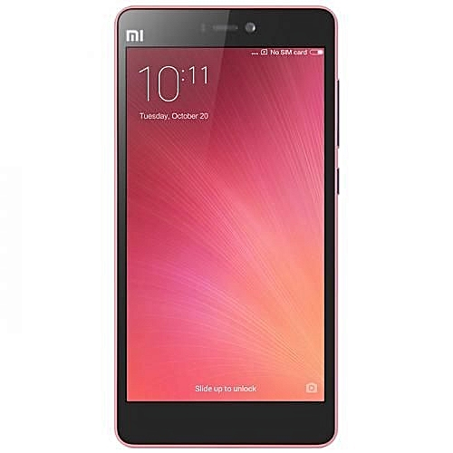 "Mi4C - 5"" 4G Android 5.1 2GB/16GB 13MP G-sensor P-sensor - Pink"