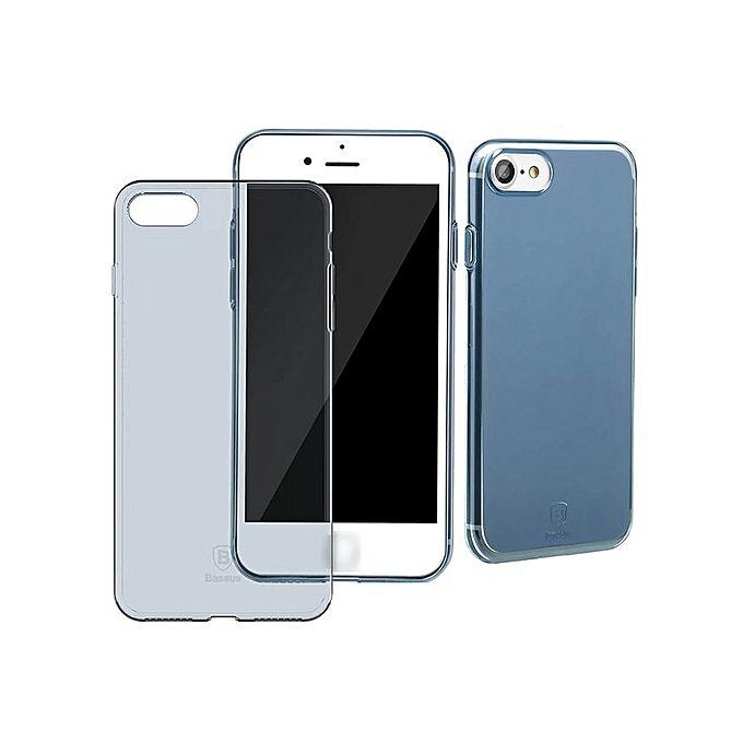 Simple Case Baseus Ultra-thin Clear TPU Back Cover Fashion ...