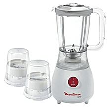 UNO - Blender with Grinder & Grater with a Glass Bowl