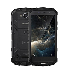 "DOOGEE MIX 2 5.2"" Helio P25 Octa-Core Android 7.0 6GB+64GB 4G Smartphone 21.0MP Black"