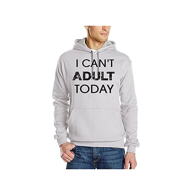 ea1706c7 Men's Sweatshirts Hip Hop Hoodie Fashion Clothing Pullover Hoody Diy Hoodie  Letter