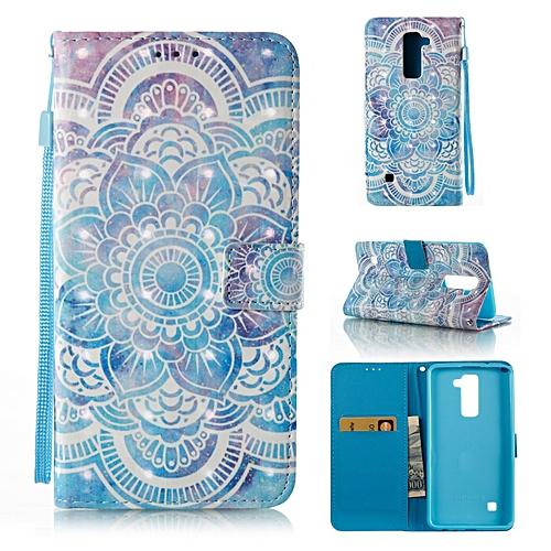 brand new 3b103 71c31 LG Stylo 2 / Stylo 2 V/Stylo 2 Plus Wallet Case with Card Holder Folding  Kickstand Leather Case Flip Cover for LG Stylo 2 / Stylo 2 Plus -  YBO301811#5