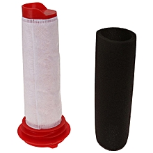 Hoover Foam & Microsan Stick Filter for Bosch Athlet Cordless Vacuum Cleaner