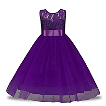 864a2fdbca2 Comfortable Dresses Party Dresses Lace Dress Embroidepurple Princess Skirt