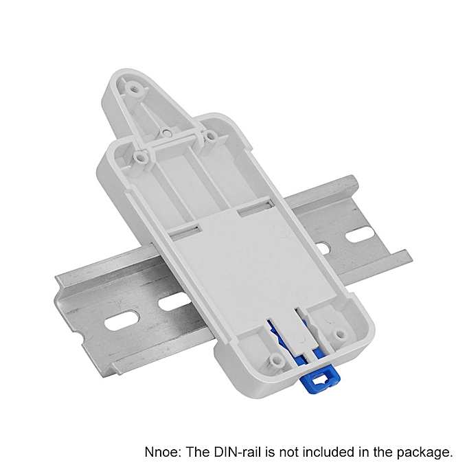 Official Website Sonoff Dr Din Rail Tray Itead Adjustable Mounted Rail Case Holder Solution For Sonoff Switch Mounted Onto The Guide Track Kit Access Control Kits