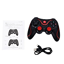 TA Bluetooth Gamepad Wireless Joystick Joypad Controller For Android With Holder-Black