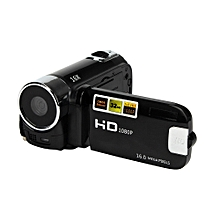 bluerdream-HD 1080P 16M 16X Digital Zoom Video Camcorder Camera DV -Black