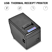 Clearance Sale 58MM USB Wired Thermal Receipt Printer Printing For IOS Android Windows Linux US Plug