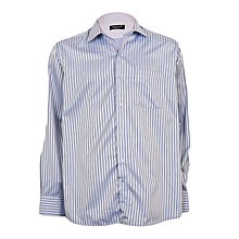 Light Purple Stripped Shirt