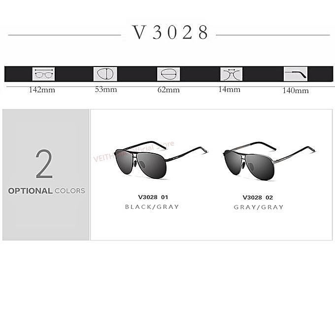 5119fbefddc ... VEITHDIA Brand Classic Men s Vintage Sunglasses Polarized UV400 Lens  Eyewear Accessories Male Sun Glasses For Men ...