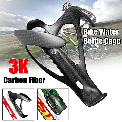 8744a720769 Buy Generic 3K Full Carbon Fiber Water Bottle Holder MTB Road Bike Bottle  Cage   Best Price