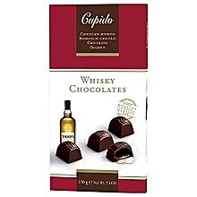 Whisky chocolates
