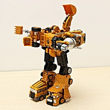 Metal Truck Hercules Combination Truck Transformers Toys