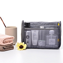 Xiaomi Mijia 90Fen Portable Travel Wash Bag Hanging Toiletry Bag Woman Makeup Cosmetic Toiletry Kit
