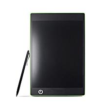 9.7-Inch LCD Screen Writing Board Digital Drawing Pad Handwriting Board-green