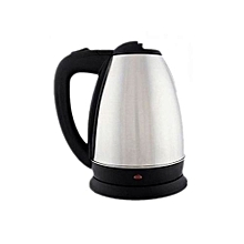 Kettle (Electric) - 1.8L  - Silver & Black..