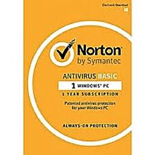 Antivirus Basic 1yr