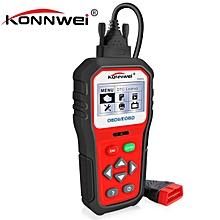 OBD2 Car Diagnostic Scanner, KW818 Pro Universal Car Code reader Vehicle Diagnostic Tool, OBD2 EOBD Scanners Tool Check Engine Light Code Reader for all OBDII Protocol Cars Since 1996 LBQ