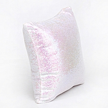Glitter Two-sided Sequins Throw Pillow Case Cafe Home Decor Cushion Covers