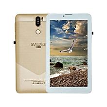 "A7+ 4G LTE Tablet - 7"" - 1GB RAM - 16GB - Dual SIM - Gold"
