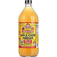 Apple Cider Vinegar Organic 32oz With ' The Mother'