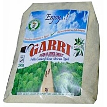 Garri - Fully Cooked West African Ugali