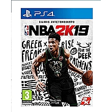 NBA 2K19 - Playstation 4 ps4