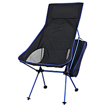 Folding Chair, Foldable Seat for Picnic Hiking Fishing Camping Garden BBQ Beach Patio Outdoor & Indoor Activities
