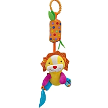 Infant Baby Rattle Toys,Hanging Bell, Newborn Baby Car Crib Stroller Toys Cute Wind Chime