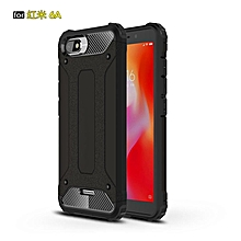 For Xiaomi Redmi 6A Phone Case Pour for Xiaomi Redmi 6A Protection Cover Robot Armor 6A Telephone PC Shell Proteger Smartphone