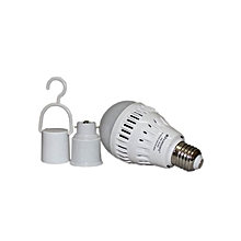 KM-5818A-Rechargeable LED Bulb - White