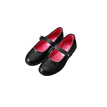 Girls Mary Jane Shoes Black