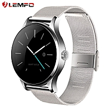 LEMFO K88H Pedometer Heart Rate Monitor Smart Watch for iOS for Android