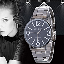 Women Ladies Casual New Design Alloy Strap Quartz Wrist Watch
