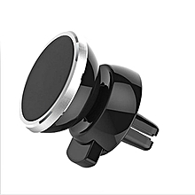 Universal Magnetic Phone Holder Car Mount Support black