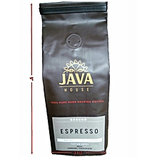 Espresso coffee  ( beans ) 400 Grams