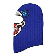 Outdoor Full Face Mask Windproof Headwear Neck Snood Warmer Hat (036-L)