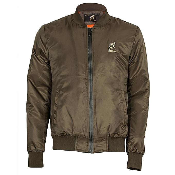 5f5a052ef2e8 DilRay Green Bomber Jacket @ Best Price Online | Jumia Kenya