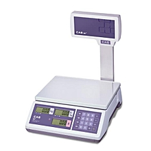 ER-Jr Price Computing Scale - 30kg (max)