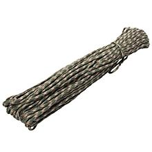 100 meters 7-core umbrella rope 550 survival umbrella rope 4mm umbrella rope factory direct sample custom