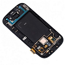 Lcd Screen With Frame Touch Screen Lcd Display Complete Screen Assembly Replacement Parts Blue For Samsung Galaxy I535