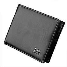 Men's Synthetic Leather Wallet Money Pockets Credit/ID Cards Holder Purse