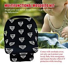 Multifunctional Sunshade Cover Mosquito Net For Baby Stroller Pram Baby Pushchair